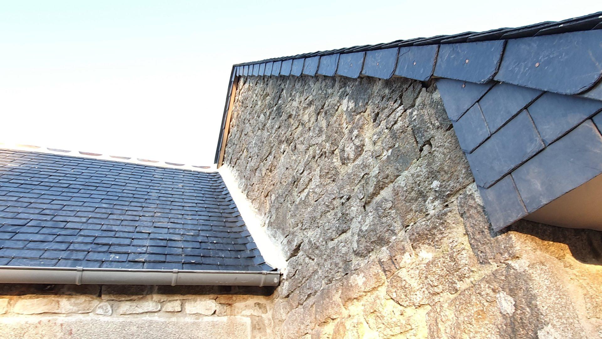 Rénovation toiture Bergerie Château de kerlut (7)