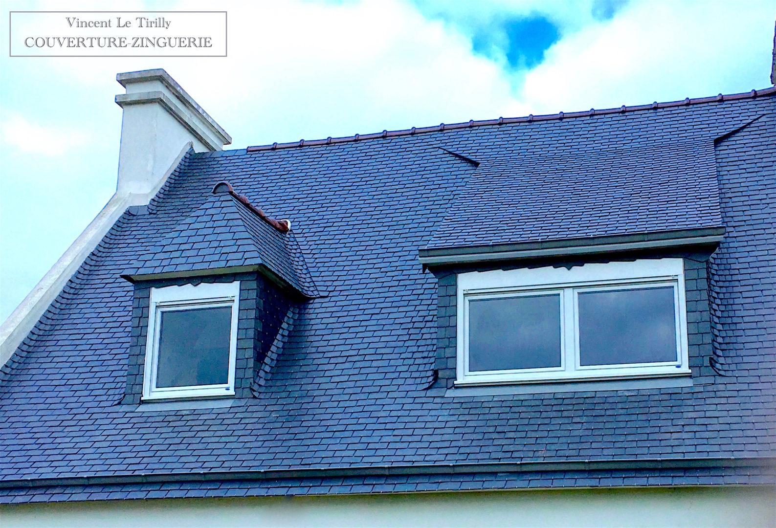 rénovation-toiture-maison-ardoises-Fouesnant-1